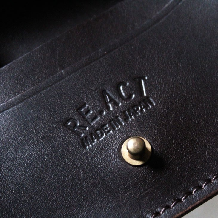RE.ACT LEATHER WORKS リアクトレザーワークス
