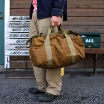 <img class='new_mark_img1' src='//img.shop-pro.jp/img/new/icons50.gif' style='border:none;display:inline;margin:0px;padding:0px;width:auto;' />FILSON フィルソン TIN CLOTH DUFFLE ティンクロスダッフル スモール アメリカ製