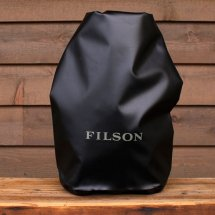 <img class='new_mark_img1' src='//img.shop-pro.jp/img/new/icons14.gif' style='border:none;display:inline;margin:0px;padding:0px;width:auto;' />FILSON フィルソン DRY BAG SMALL  ドライバッグ スモール アメリカ製  ブラック