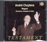 ワーグナー管弦楽曲集(7曲) クリュイタンス=OTNOP,ゴール(MS)