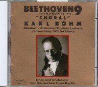 ベートーヴェン:交響曲第9番 ベーム=ベルリン・ドイツ・オペラo /東京LIVE