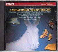 メンデルスゾーン:真夏の夜の夢(11曲) プレヴィン=WP 他 (420161)