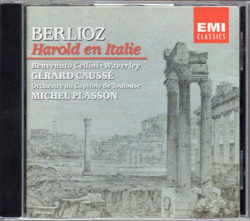 ベルリオーズ:イタリアのハロルド 他 プラッソン=OCT, コセ(va) (CDC754237)