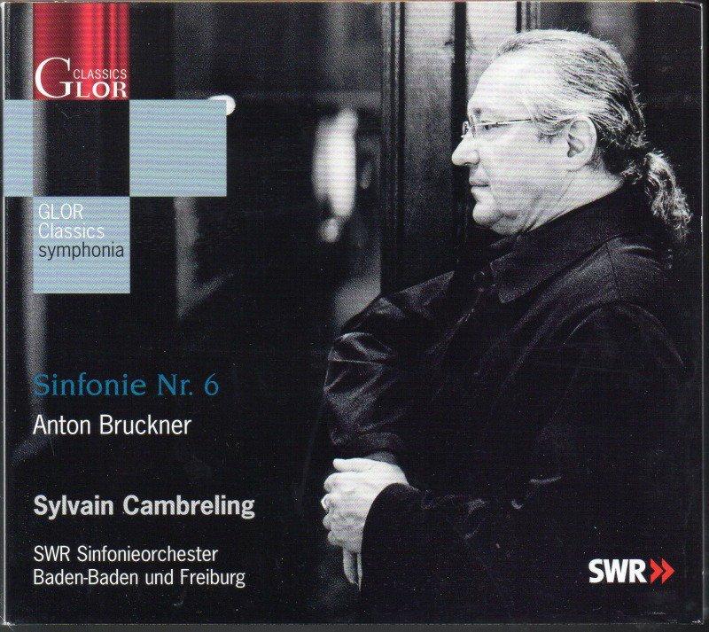 ブルックナー:交響曲第6番 カンブルラン=SWRso /LIVE (GC09241)