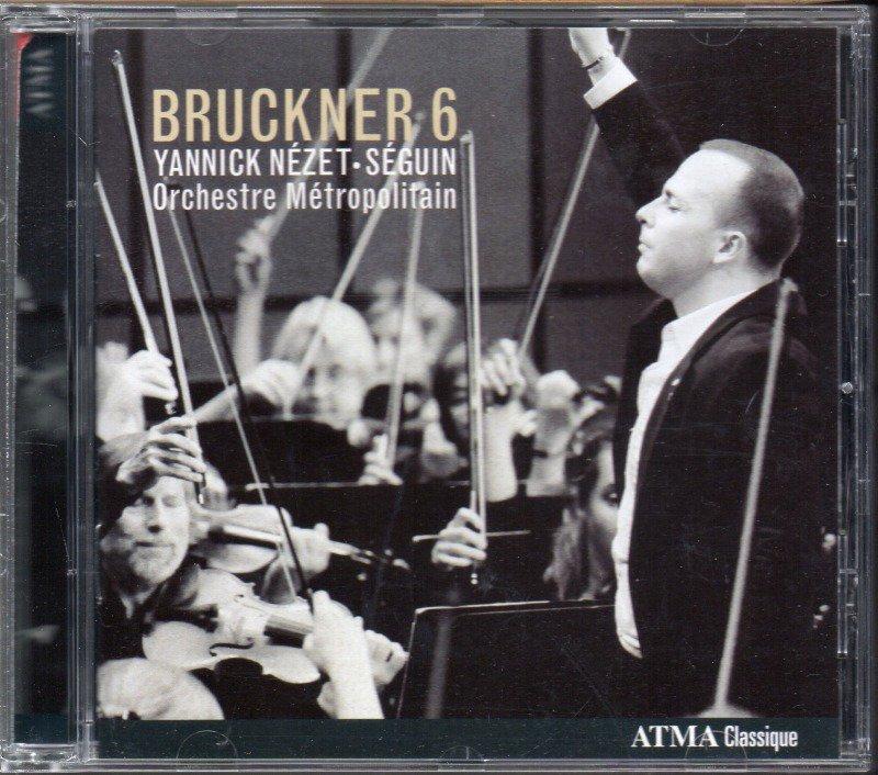 ブルックナー:交響曲第6番 ネゼ=セガン=メトロポリタンo (ACD22639)