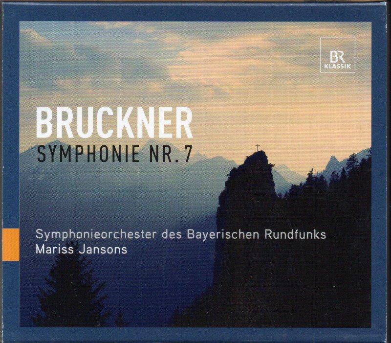 ブルックナー:交響曲第7番 ヤンソンス=SoBR /LIVE {HYBR}(BR KLASSIK)