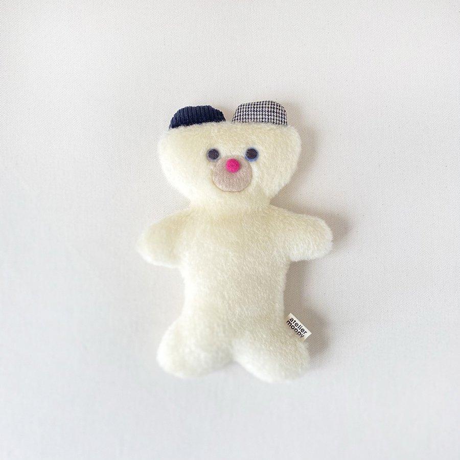 くまのぬいぐるみ(ご予約)/ミルク