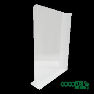 カウンター用アクリル製飛沫ガード 自立型