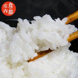 鳥海山の伏流水で育った遊佐の特別栽培米つや姫