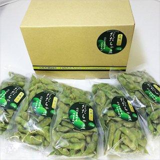 冷凍だだちゃ豆_1kg(200g×5袋)