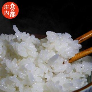 鳥海山の伏流水で育った遊佐の特別栽培米ひとめぼれ