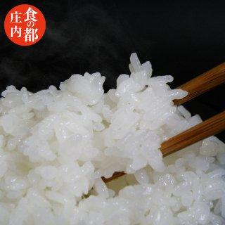 鳥海山の伏流水で育った遊佐の特別栽培米はえぬき