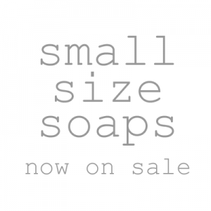 small size soaps on sale