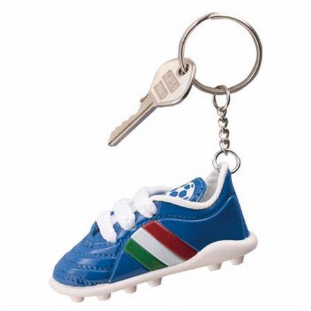 イタリア サッカースパイクキーホルダー...