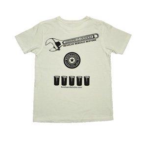 【モンキーレンチTシャツ】JSサイズ