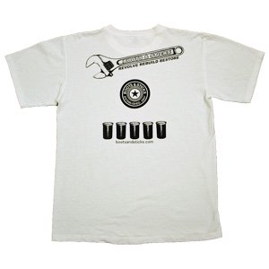 【モンキーレンチTシャツ】