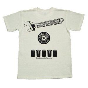 [モンキーレンチTシャツ]キッズ140cmサイズ・150�サイズ