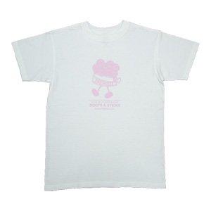 [花火缶Tシャツ]シングル140cmサイズ・シングル150cmサイズ