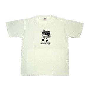 【花火缶Tシャツ】シングル・黒メンズSサイズ・Mサイズ・Lサイズ