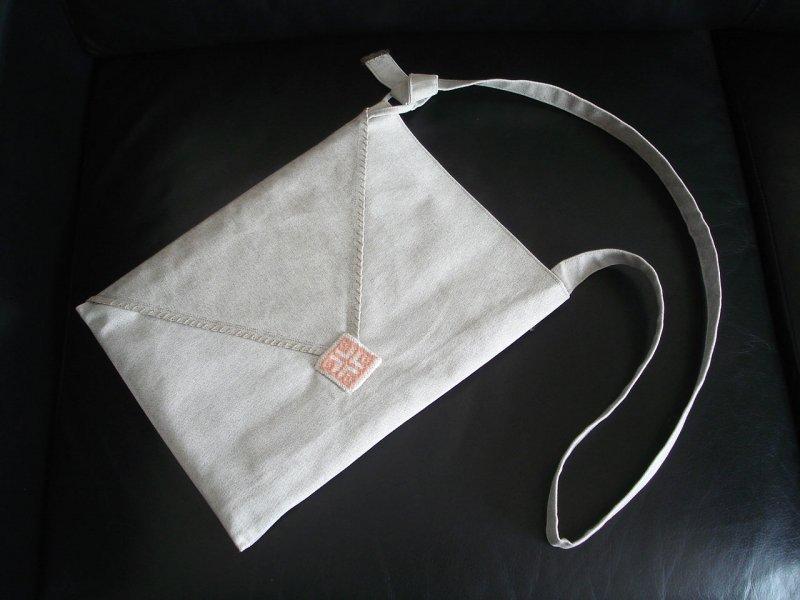 postal bag 封シール「ピンク」