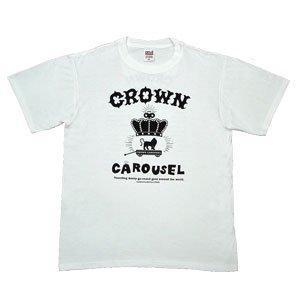 【クラウン・カルーセルTシャツ】