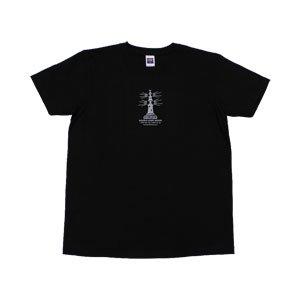《ダブル・ライトハウスTシャツ・黒》JSサイズ・JMサイズ