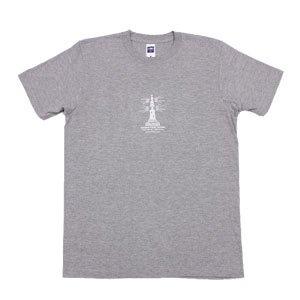 《ダブル・ライトハウスTシャツ・グレー》JSサイズ・JMサイズ