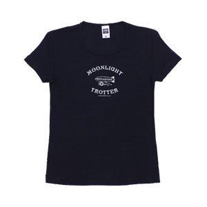 《ムーンライト・トロッターTシャツ・ネイビー》