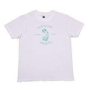 《グローブ・アイスクリームTシャツ》JSサイズ 赤 青 緑