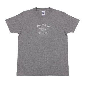 《ムーンライト・トロッターTシャツ・グレー》JSサイズ・JMサイズ