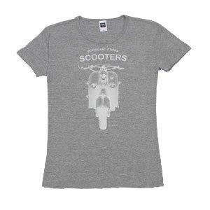 《3ヘッドライトTシャツ・グレー》