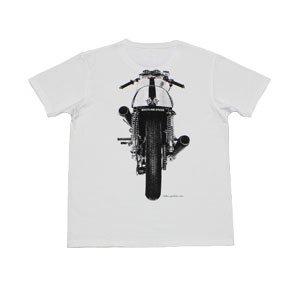 《B&Sモーターサイクルズ ハイレフトTシャツ》JSサイズ・JMサイズ