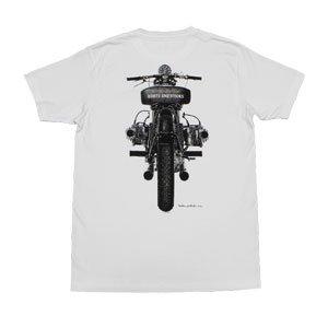 《B&Sモーターサイクルズ フラットツインTシャツ》JSサイズ・JMサイズ