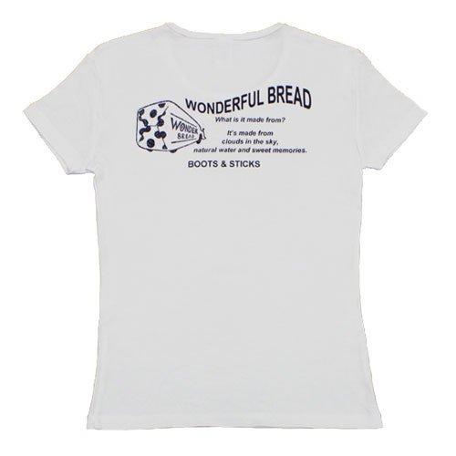 《ワンダフルブレッドTシャツ・ホワイト》