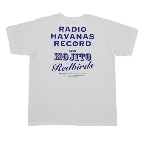 【ラジオ・ハバナス・レコードTシャツ】