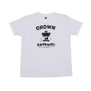 《クラウン・カルーセルTシャツ》JSサイズ・JMサイズ