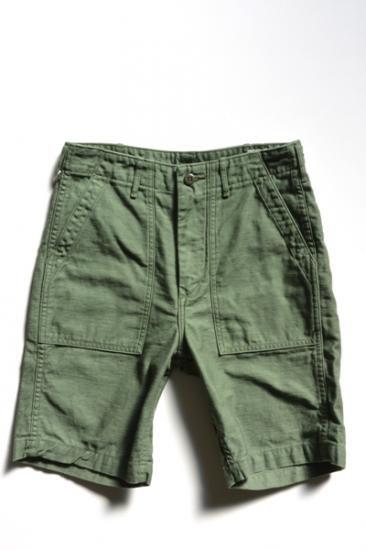 orSlow  FATIGUE SHORT PANTS