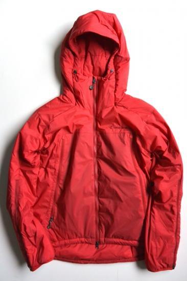 Teton Bros.  Hoback Prima Over Hoody(RED)