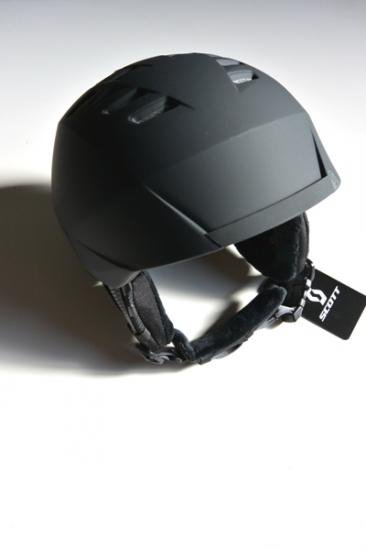 SCOTT Coulter Helmet(black matt)