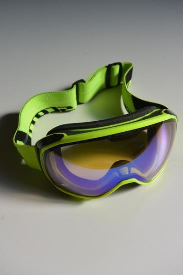 SCOTT Fix GOGGLE(neon yellow)