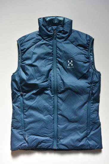 HAGLOFS BARRIERⅢ VEST MEN(Blue Ink/Steel Sky)