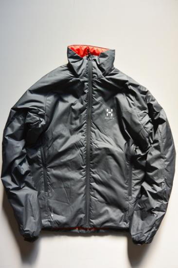 HAGLOFS BARRIER Ⅲ JACKET MEN(MAGNETITE)