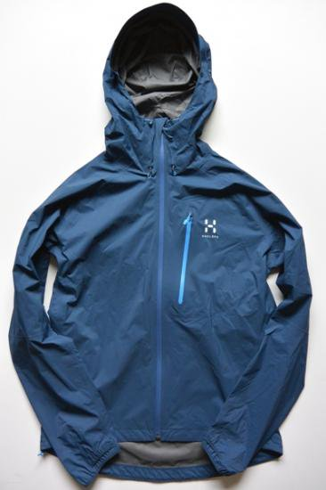 HAGLOFS AMPLE Ⅲ JACKET(BlueInk)