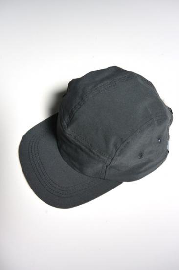 Houdini Action Twill Cap(Rock Black)
