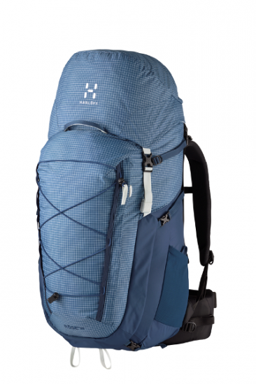 HAGLOFS ROSE40L(STEEL SKY/Blue Ink)