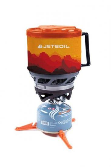 JETBOIL MINIMO(サンセット)