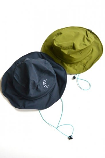 Teton Bros. Neoshell Rain Hat NAVY