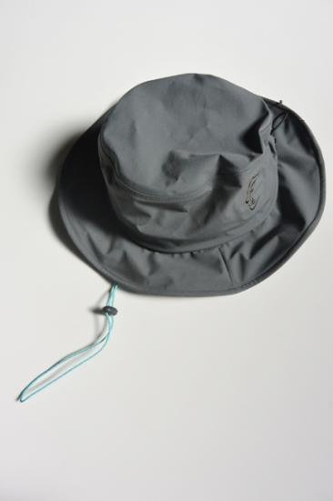 Teton Bros. Neoshell Rain Hat Gunmetal