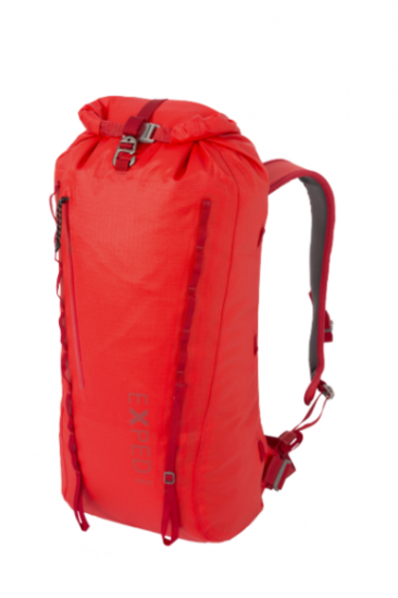 EXPED BLACK ICE 45(red M)