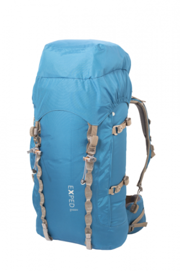 Exped Back Country 55(DEEP SEA BLUE)